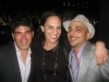 Rodrigo and Luis with Filmaka's Jana Augsberger