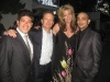 Rodrigo and Luis with Filmaka's Jason Haikara and Carolyn Gray