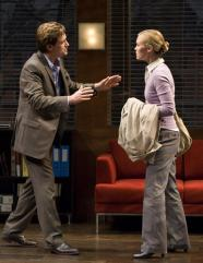 Bill Pullman and Julia Stiles on Broadway